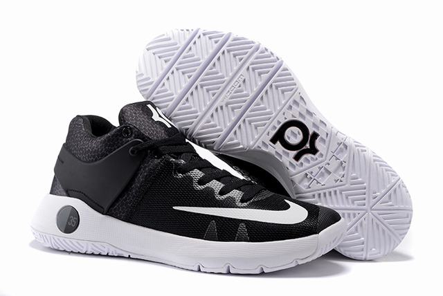 Nike KD Trey 5 Shoes Black White